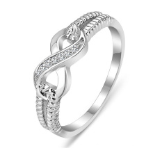 Hot Sales 925 Sterling Silver Infinity Ring Jewelry