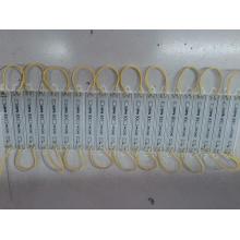 High lumens 3 chips DC12V 36 * 09mm imperméable à l'eau 0.6w conduit le module smd 2835