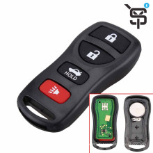 Chinese suppliers  car remote key  car blank key 3+4 button 315 MHZ