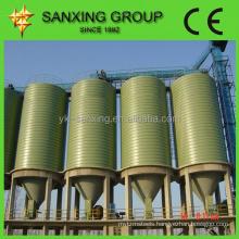 SANXING GROUP Sprial Seaming Type Flour Silo Machine Steel Customize 3.5-4.5m/min 3000kg,3000kg 1.5m*1.2m*1.5m CN;LIA 495mm