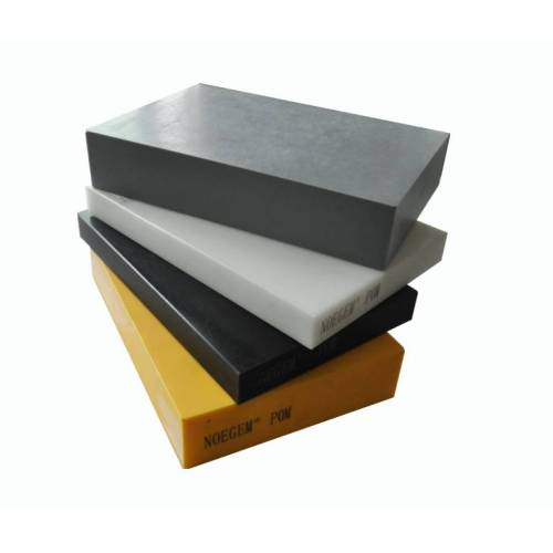 Engineering Plast Acetal Delrin POM Sheet POM Board