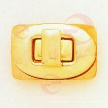 Ovaler Twist Turn Lock für Ledertasche (P11-209A)