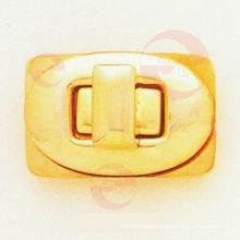 Oval Twist Turn Lock for Leather Bag (P11-209A)