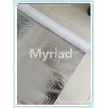Capa de aluminio mylar, PP-SCRIM-KRAFT FACING, PSK FACING