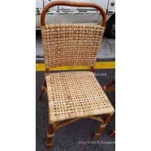 REAL Rattan Outdoor / Meubles de jardin - Chaise 2
