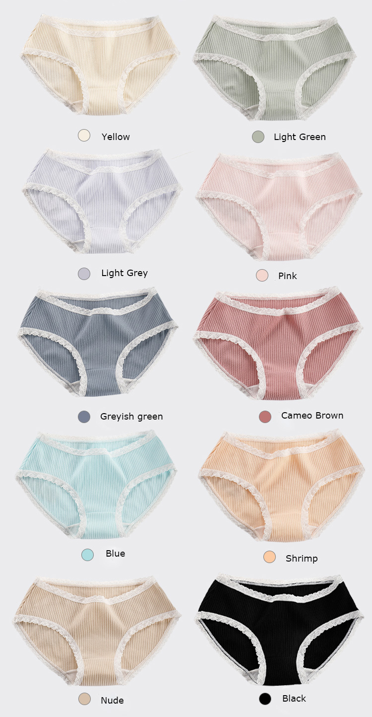 Women boy shorts-color selection