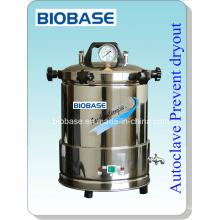 Autoclave Bkm-P18 (A) /P24 (A) Steam Sterilizer Prevent Dryout