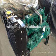 weifang ricardo 4/6 cylinder diesel generator manufacture