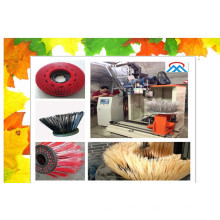 Máquina del cepillo del disco de 4 ejes / cepillo del disco que hace la máquina / cepillo del disco que acolcha la máquina