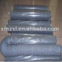 Duto flexível de PVC