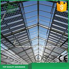 Солнечная система крепления для зеленого дома