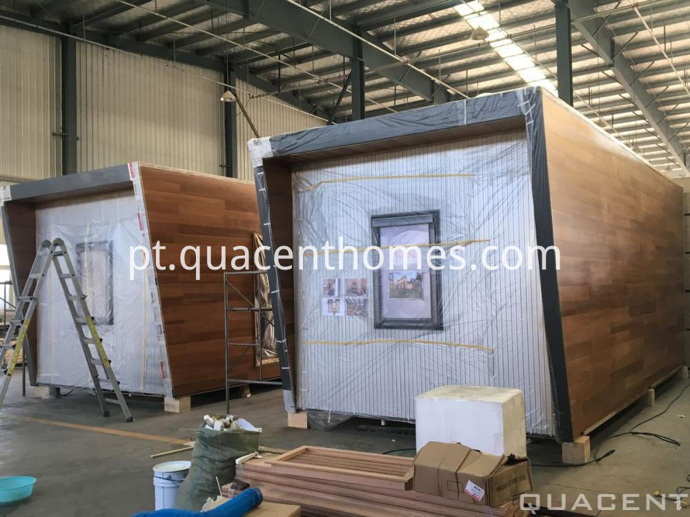 Glulam Houses Projects