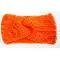 Hand Knit Headband Turban Ear Warmer Headwear Twist Hair Band
