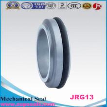 Уплотнительное кольцо, установленное мест Сопрягаемых неподвижного кольца для уплотнения насоса