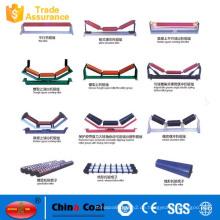 China Hersteller Rücklaufrollen Rollenhalter für Bandförderer
