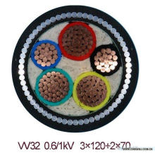Producing Best Quality 3.6/6 6/10 8.7/15kv Movable Flexible Rubber Sheathed Mining Cable