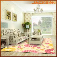 Tapete decorativo da sala de visitas material de nylon amigável de Eco