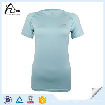 Woman Wholesale Dri Fit T-Shirt Running Wear