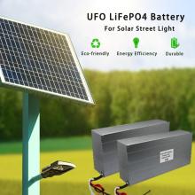 Batería solar de 24V 40Ah para farola solar