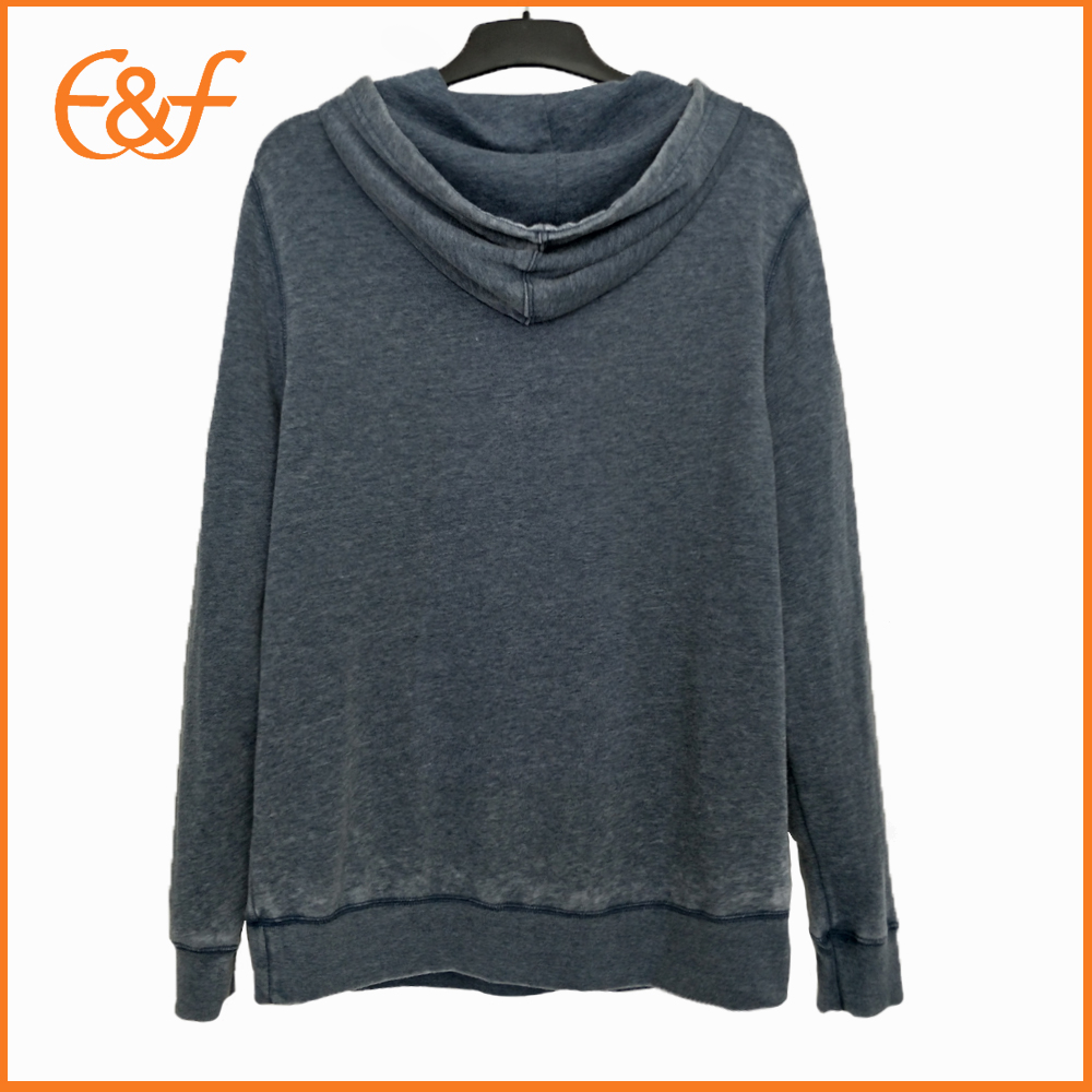 Custom Plain Hooded Sweaters Knitwear