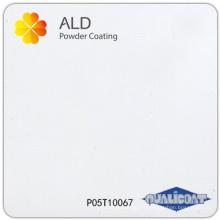 Revêtement en poudre antimicrobien pour équipement de soins de santé (P05T10067)