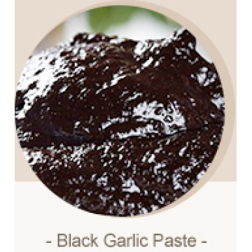 Venta flash de la salsa de ajo negro saludable