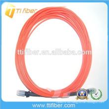 MTRJ-MTRJ MM Cable de conexión de fibra óptica (cable MTRJ)