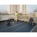 APP/Sbs Reinforced Modified Bitumen Waterproof Membrane with Aluminum Surface (3.0mm/4.0mm/5.0mm Thickness)