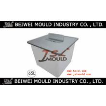 Custom Plastic Ballot Box Injection Mould