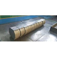 Matériau de lingot de titane Éponge de titane de haute qualité