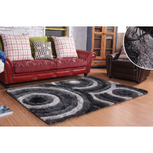 Shaggy Rugs Hand Carlet Polyester Tuftted Rug