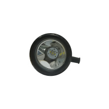 Cree Led cap lamp for miners black color
