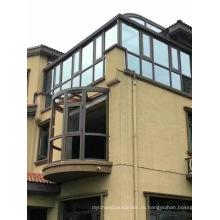 Ясное Прокатанное закаленное здание Двойное стекло для солярии