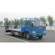 JAC 5t flat bed transporting lorry