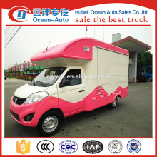 Hot sales Euro 5 Foton mobile food truck for sale