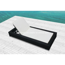 Outdoor Rattan Lounge for Swimming Pool for Aluminum Frame (7520-1)