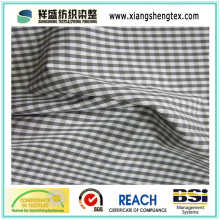 Yarn Dyed Nylon Cotton Fabric with Plaid (32S * 70D)