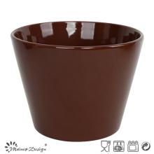 Glace en céramique solide de 13 cm