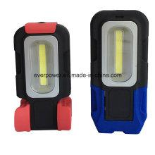 Lampe de travail pliable à 3W LED COB avec aimant (WL-1060)