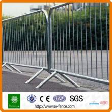 contrôle des foules en métal Barricade