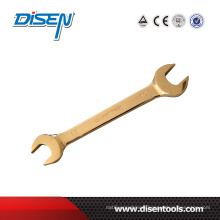 Hand Tools Gold Plated Double Open End Wrench