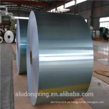 Hoja de aluminio de la serie 5 para el proveedor de la panal de China