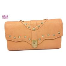 Jewel Decorate Lady Clutches Wallet (NMDK-W026)