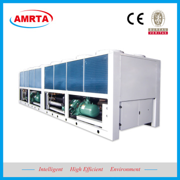 Packaged Air Cooled Brine Water Chiller