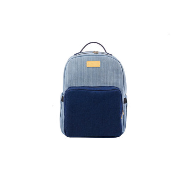 Windelrucksack In Denim