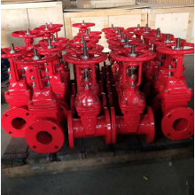 Cast Iron Gate Valve Body
