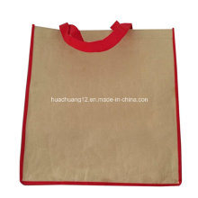 Custom Non Woven PP Shopping Tote Bag for Promotion Opg096
