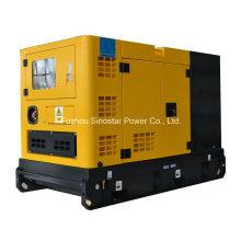 250 ква 200 кВт бесшумная модель дизельного генератора CUMMINS