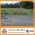 temporary crowd control barrier fence