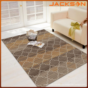 2015 Alfombra casera de encargo moderna del poliéster de la forma de vida, alfombras